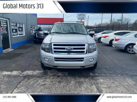 2011 Ford Expedition for sale at Global Motors 313 in Detroit MI