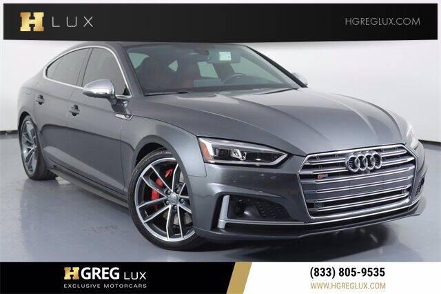 2018 Audi S5 Sportback for sale in Pompano Beach, FL