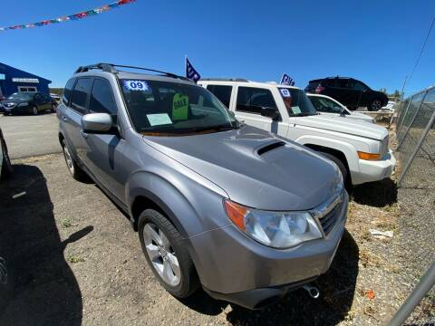 2009 Subaru Forester for sale at 4X4 Auto in Cortez CO
