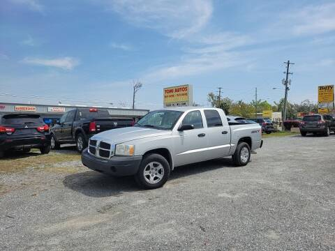 2007 Dodge Dakota for sale at TOMI AUTOS, LLC in Panama City FL
