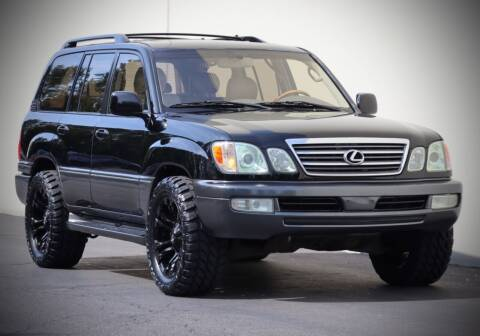 2003 Lexus LX 470 for sale at MS Motors in Portland OR