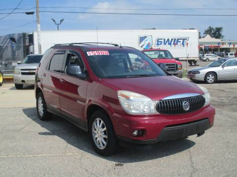 2007 Buick Rendezvous for sale at Summit Auto Sales Inc in Pontiac MI