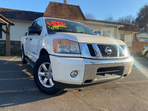 2014 Nissan Titan for sale at Hola Auto Sales Doraville in Doraville GA