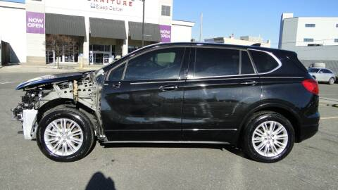 2017 Buick Envision for sale at AFFORDABLE MOTORS OF BROOKLYN in Brooklyn NY
