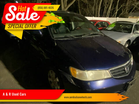2004 Honda Odyssey for sale at A & R Used Cars in Clayton NJ