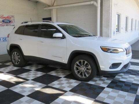 2019 Jeep Cherokee for sale at McLaughlin Ford in Sumter SC