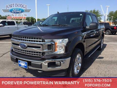 2020 Ford F-150 for sale at Fort Dodge Ford Lincoln Toyota in Fort Dodge IA