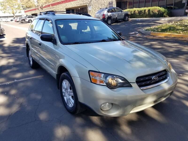 2005 Subaru Outback for sale at Red Rock's Autos in Denver CO
