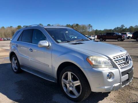 2010 Mercedes-Benz M-Class for sale at Smart Chevrolet in Madison NC