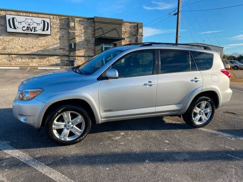 2006 Toyota RAV4 for sale at Preferred Auto Sales in Tyler TX