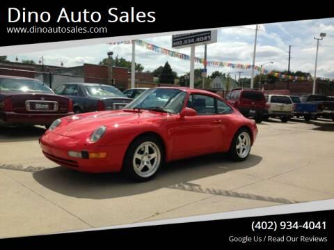 1995 Porsche 911 for sale at Dino Auto Sales in Omaha NE