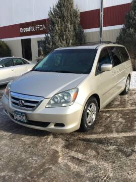 2006 Honda Odyssey for sale at Specialty Auto Wholesalers Inc in Eden Prairie MN