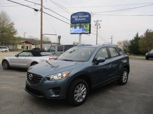 2016 Mazda CX-5 for sale at Mill Street Motors in Worcester MA