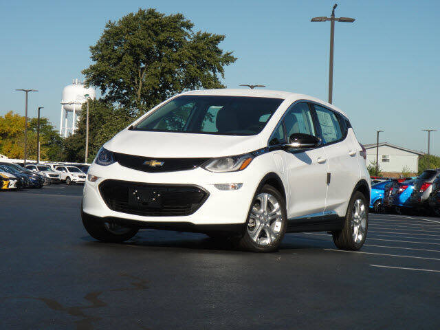 2020 Chevrolet Bolt EV for sale at Jack Schmitt Chevrolet Wood River in Wood River IL