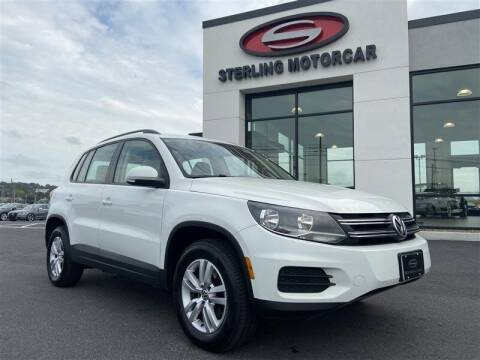 2016 Volkswagen Tiguan for sale at Sterling Motorcar in Ephrata PA