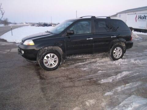 2003 Acura MDX for sale at BEST CAR MARKET INC in Mc Lean IL