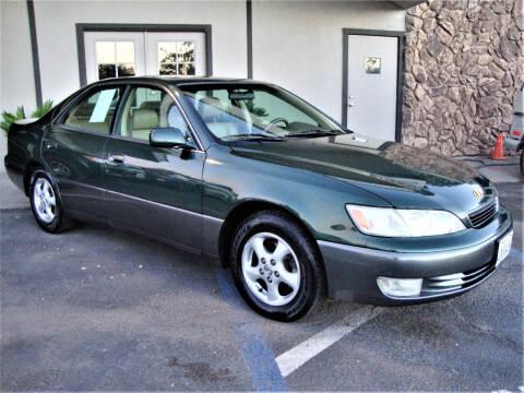 1999 Lexus ES 300 for sale at DriveTime Plaza in Roseville CA