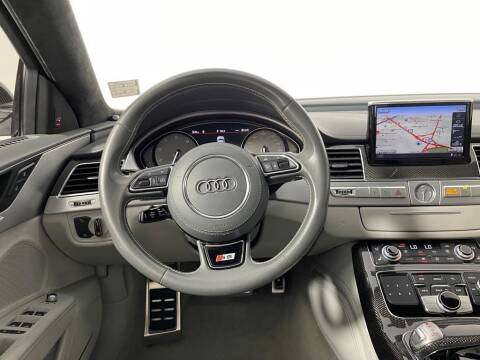2017 Audi S8 plus for sale at CU Carfinders in Norcross GA