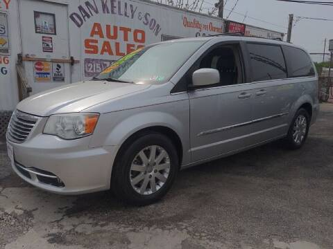 2012 Chrysler Town and Country for sale at Dan Kelly & Son Auto Sales in Philadelphia PA