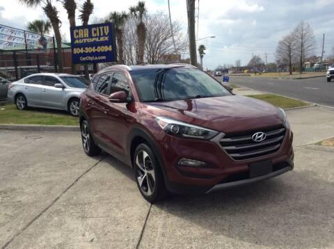2016 Hyundai Tucson for sale at Car City Autoplex in Metairie LA