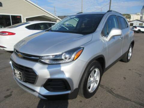 2019 Chevrolet Trax for sale at Dam Auto Sales in Sioux City IA