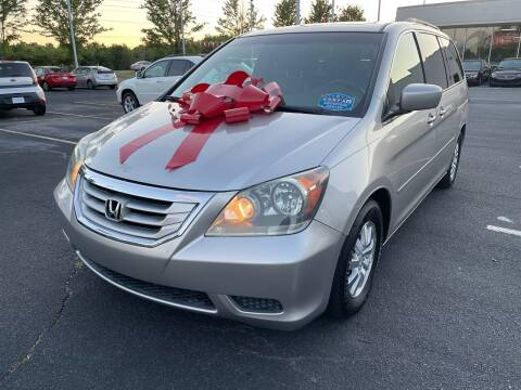 2008 Honda Odyssey for sale at Charlotte Auto Group, Inc in Monroe NC