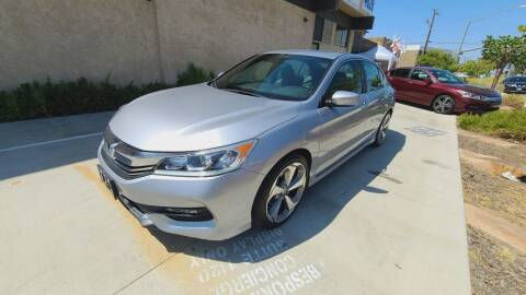 2017 Honda Accord for sale at Masi Auto Sales in San Diego CA