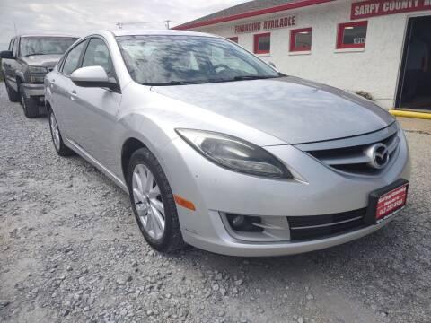 2011 Mazda MAZDA6 for sale at Sarpy County Motors in Springfield NE