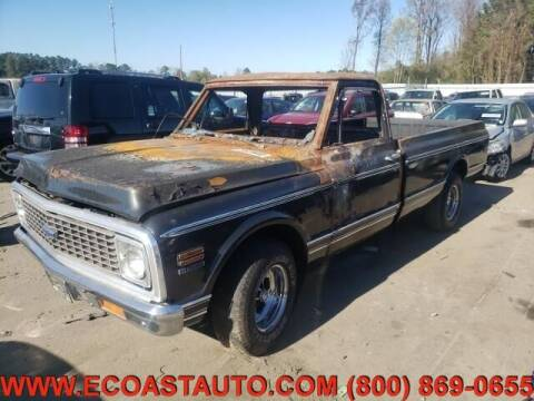 1971 Chevrolet C/K 10 Series for sale at East Coast Auto Source Inc. in Bedford VA