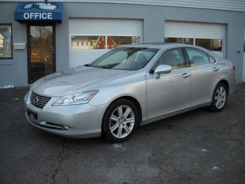 2008 Lexus ES 350 for sale at Best Wheels Imports in Johnston RI