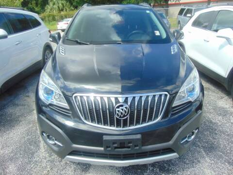 2014 Buick Encore for sale at Payday Motor Sales in Lakeland FL