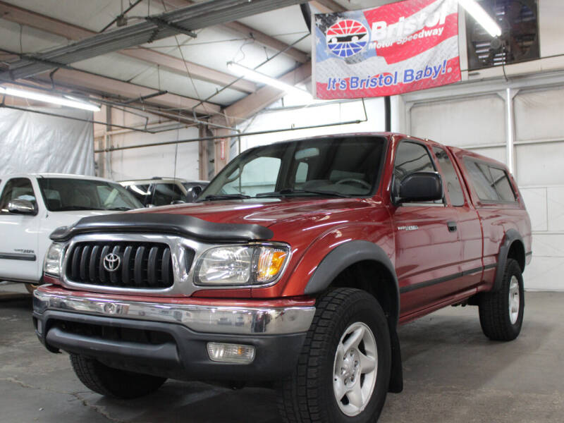 2002 Toyota Tacoma for sale at FUN 2 DRIVE LLC in Albuquerque NM