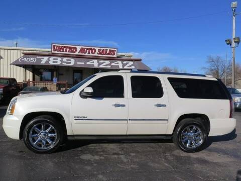 2013 GMC Yukon XL for sale at United Auto Sales in Oklahoma City OK