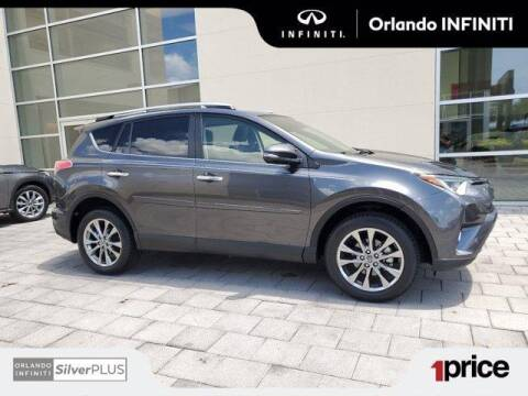 2017 Toyota RAV4 for sale at Orlando Infiniti in Orlando FL