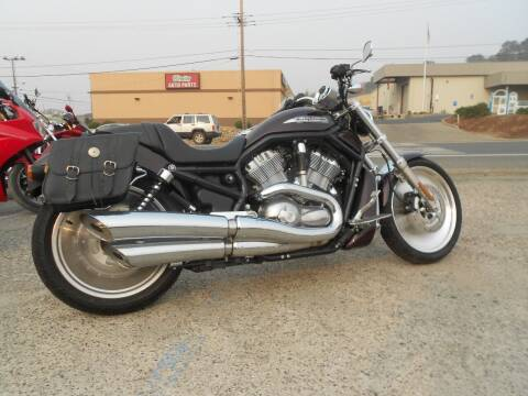 2005 Harley-Davidson street rod for sale at Mountain Auto in Jackson CA