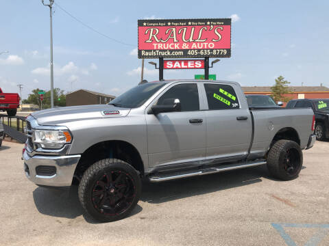 2019 RAM Ram Pickup 2500 for sale at RAUL'S TRUCK & AUTO SALES, INC in Oklahoma City OK