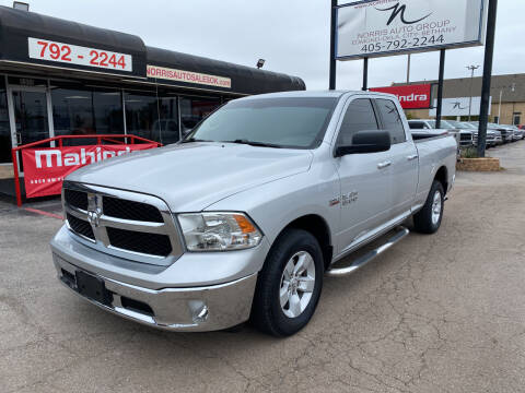 2016 RAM Ram Pickup 1500 for sale at NORRIS AUTO SALES in Oklahoma City OK