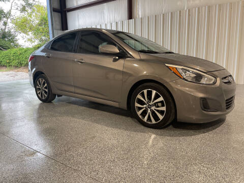 2017 Hyundai Accent for sale at Hatcher's Auto Sales, LLC in Campbellsville KY