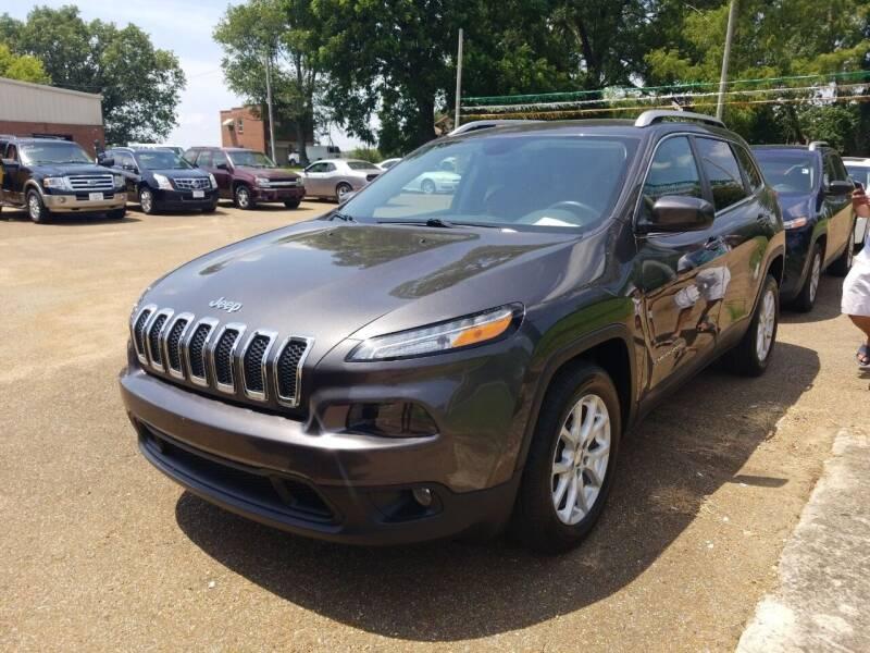2017 Jeep Cherokee Latitude 4dr SUV - Martin TN