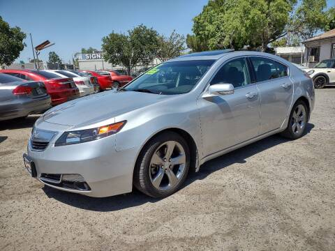 2012 Acura TL for sale at Larry's Auto Sales Inc. in Fresno CA
