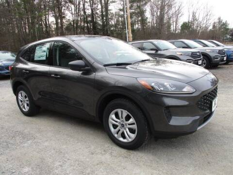 2020 Ford Escape for sale at MC FARLAND FORD in Exeter NH