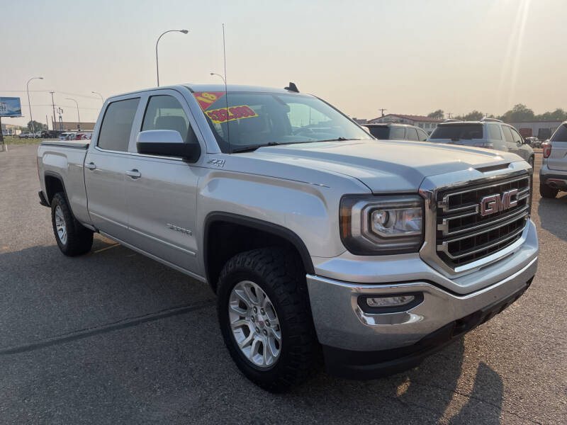 2018 GMC Sierra 1500 for sale at Top Line Auto Sales in Idaho Falls ID