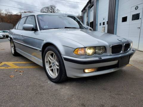 2001 BMW 7 Series for sale at MX Motors LLC in Ashland MA