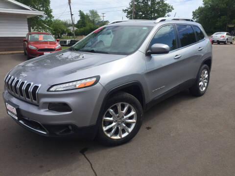 2015 Jeep Cherokee for sale at Flambeau Auto Expo in Ladysmith WI