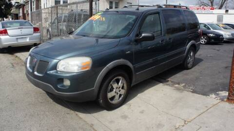 2005 Pontiac Montana SV6 for sale at GM Automotive Group in Philadelphia PA