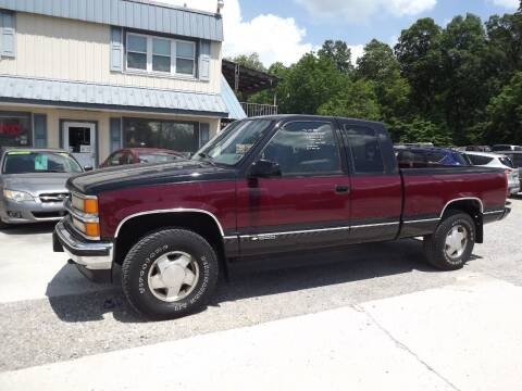 1996 Chevrolet C/K 1500 Series for sale at Country Side Auto Sales in East Berlin PA