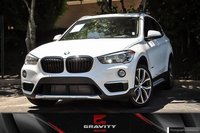 2018 BMW X1 for sale at Gravity Autos Atlanta in Atlanta GA