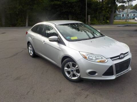2014 Ford Focus for sale at RTE 123 Village Auto Sales Inc. in Attleboro MA