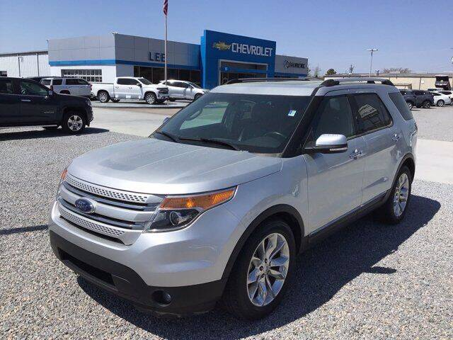 2014 Ford Explorer for sale at LEE CHEVROLET PONTIAC BUICK in Washington NC