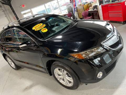 2014 Acura RDX for sale at Jose's Auto Sales Inc in Gurnee IL